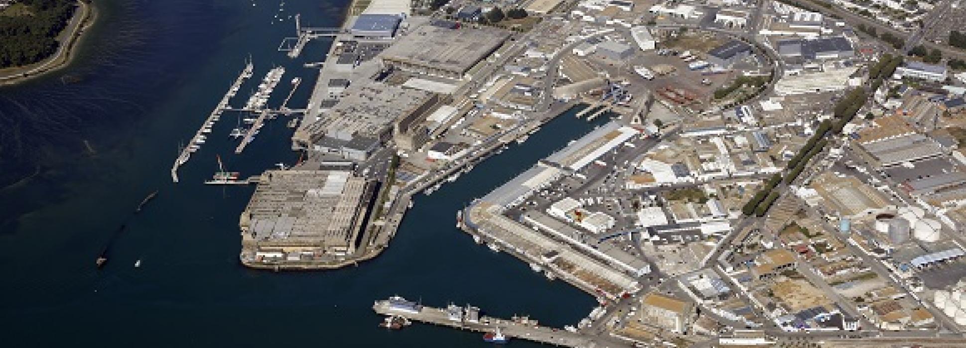 El saber hacer del puerto de Lorient inspira el desarrollo de un puerto en el Sultanato de Omán