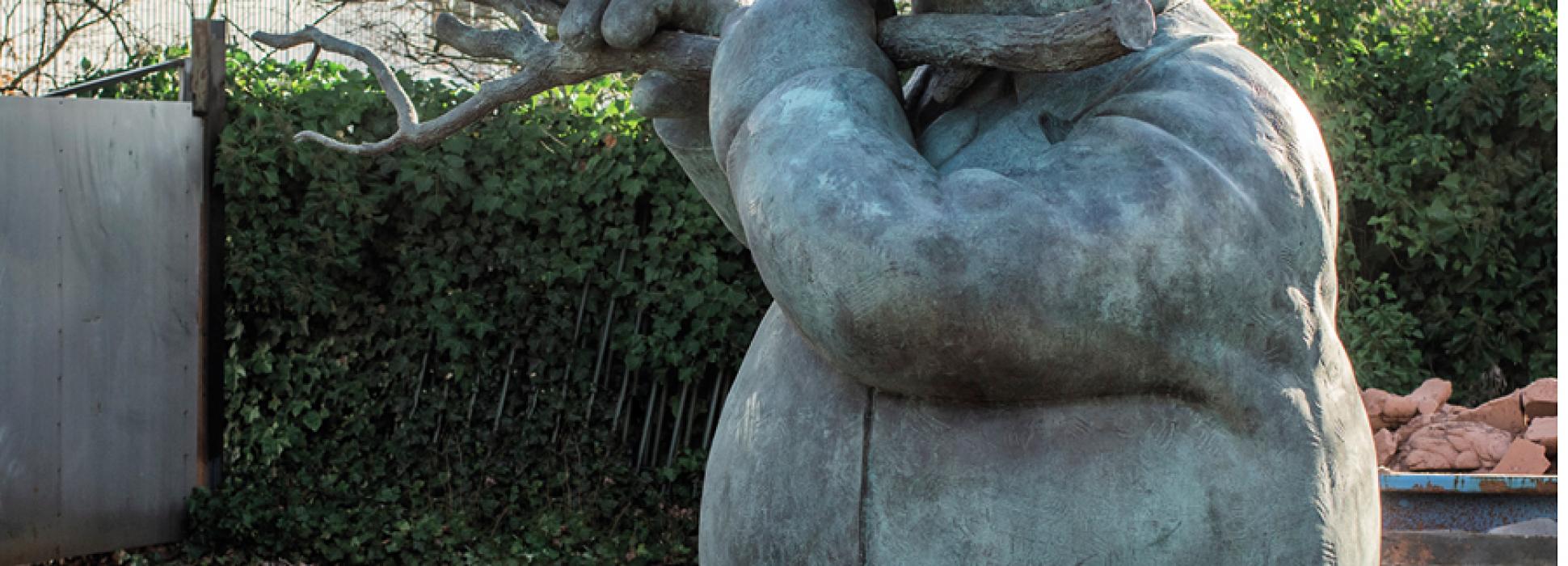 Les statues en bronze du Chat de Philippe Geluck déambuleront à Caen !