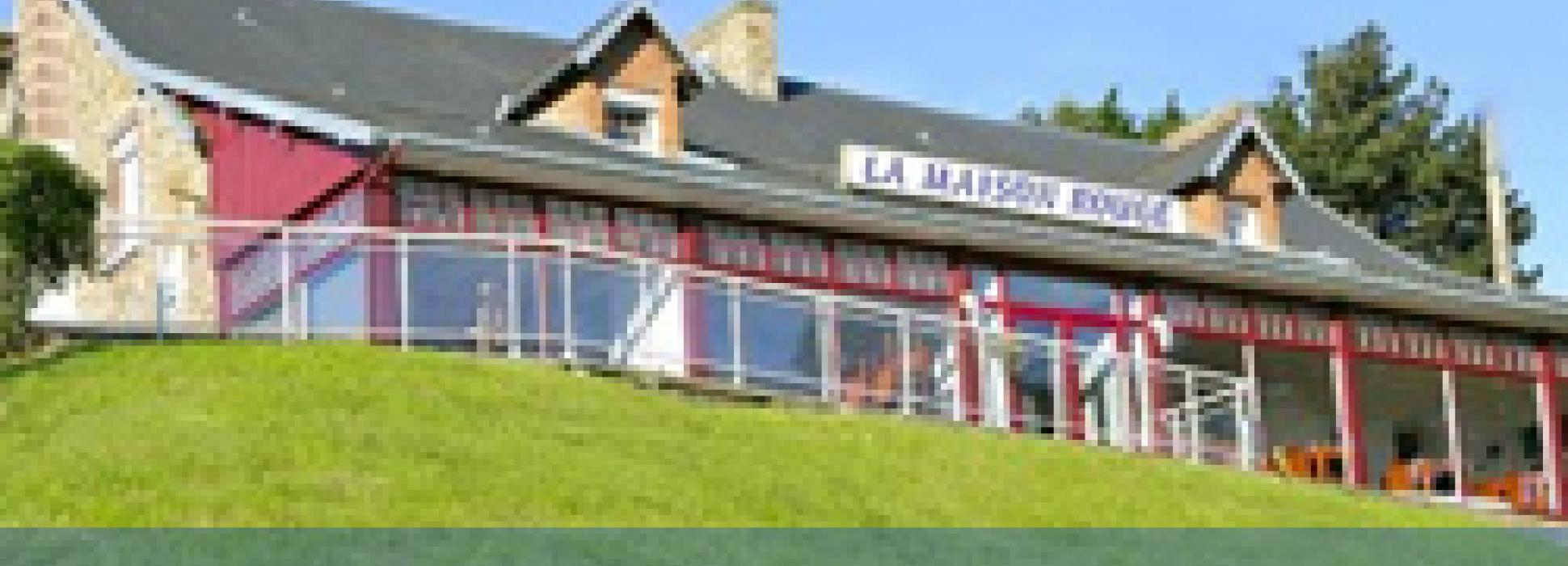 Smartpartner in Cherbourg, in the lineup this week : The Red House – La Maison Rouge