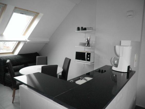 louer un appart h tel pour un s jour cherbourg octeville. Black Bedroom Furniture Sets. Home Design Ideas